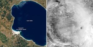 Salda Gölü, Mars'ın Milyarlarca Yıl Önceki Halini Gösteriyor Olabilir