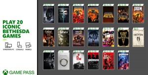 Xbox Game Pass Bethesda Oyunlarına Boğulacak!