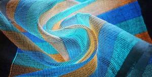 Bu Kumaş Ekran ile Elektronik Tekstil Gerçeğe Çok Yakın