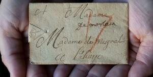 17. Yüzyıldan Kalma Mühürlü Mektup Açılmadan Okundu