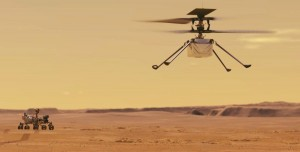 NASA'nın Mars Helikopteri İlk Uçuşa Hazır