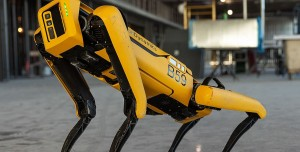 SpaceX, SN10'u Araştırmak İçin Robot Köpekten Yardım İstiyor