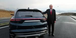 Cumhurbaşkanı Erdoğan, Yerli Otomobil için Tarih Verdi