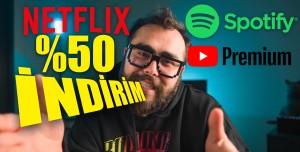 Netflix İndirimli Nasıl Kullanılır? - 540TL Kar Edin