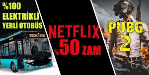 Arabadan Önce %100 Elektrikli Otobüs Yaptık - Teknoloji Haberleri #135