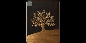 Altın Kaplamalı iPad Pro Fiyatı Dudak Uçuklatıyor!