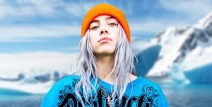 Billie Eilish Yeni Saçı ile Instagram'da Rekor Kırdı!
