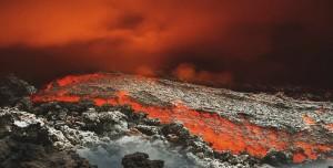 Fagradals Yanardağı Görüntüleri Canlı Olarak İzlenebiliyor