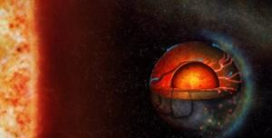 İlk Kez Güneş Sistemi Dışında Tektonik Keşfedildi