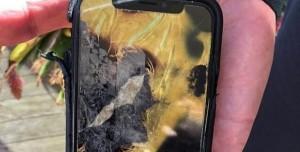 Patlayan iPhone X, İkinci Derece Yanık Oluşturdu!