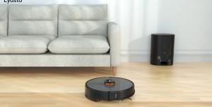 Lydsto R1: Kendi Kendini Temizleyen Akıllı Robot Süpürge