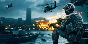 Yeni Battlefield'da Doğal Felaketler Yaşanabilir!