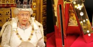 II. Elizabeth İçin Üretilen Altın Nintendo Wii Satışa Çıkarıldı