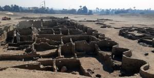 Mısır'ın Kayıp Altın Şehri Bulundu: İşte 3500 Yıllık Gizem
