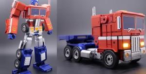 Optimus Prime'ın Birebir Kopya Robotu Yapıldı: Fiyatı Üzecek