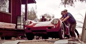 1955'ten Kalma Porsche 550 Spyder 35 Yıllık Konteynerde Bulundu