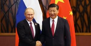 Rusya ve Çin'den Ortak Açıklama: COVID-19'u ABD Üretti