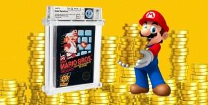 Super Mario Bros. 660,000 Dolara Satıldı: Oyun Tarihinde Rekor