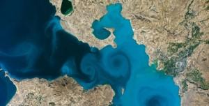 Van Gölü'nü Uzaydan Fotoğraflayan Astronot Van'a Davet Edildi