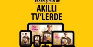 Exxen Akıllı TV Uygulaması Yayımlandı: Hemen indirin!
