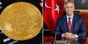 Mansur Yavaş'tan Kripto Para Açıklaması!