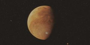 Mars Helikopteri Ingenuity İlk Kez Havadan Fotoğraf Çekti