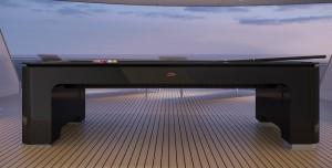 Bugatti'den 300.000 Dolara Bilardo Masası: Jiroskop Bile Var