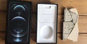 iPhone 12 Pro Max Siparişinden Kırık Fayans Çıktı