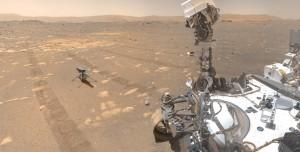 Mars'ta Yeni Gizemli Kayalar Keşfedildi