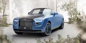 Rolls-Royce Boat Tail Dünyanın En Pahalı Arabası Oldu