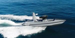 Türkiye'nin İlk Silahlı İnsansız Deniz Aracı Füze Atışına Hazır