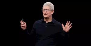 Çalışanlar, Apple CEO'su Tim Cook'u Filistin'i Desteklemeye Çağırdı