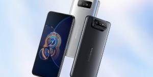 Asus Zenfone 8 ve Zenfone 8 Flip Tanıtıldı: Fiyatı ve Özellikleri!