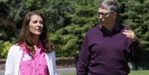 Bill Gates ve Melinda Gates'ten Boşanma Kararı!