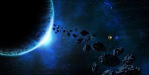 Eyfel Kulesi'nden Daha Büyük Asteroit Dünya'ya Yaklaşıyor