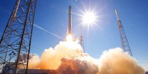 Beklenen Çin Roketi Dünya'ya Düştü!