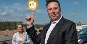 Elon Musk Dogecoin'i Överken Beklenmedik Düşüş Yaşandı!