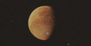 NASA, Mars'ta Organik Tuzların Kaynağını Arıyor