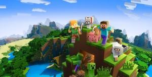 Minecraft Aylık Aktif Kullanıcı Sayısı Rekor Kırdı!