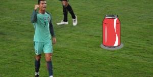 Ronaldo'nun Açıklamasıyla Coca-Cola 4 Milyar Dolar Kaybetti