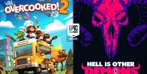 İki Oyun Epic Games Store'da Ücretsiz Dağıtılıyor