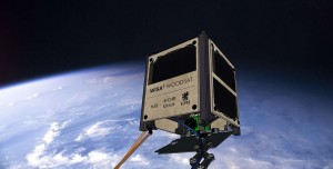 Dünyanın İlk Ahşap Uydusu Yörüngeye Gitmek İçin Gün Sayıyor