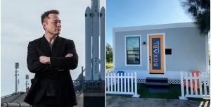 Elon Musk'ın 50.000 Dolarlık Prefabrik Evde Yaşadığı Ortaya Çıktı