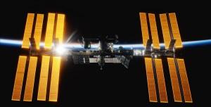 ISS Hızı, İstasyondan Çekilen Fotoğrafla Gözler Önüne Serildi
