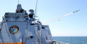 ATMACA Füzesi İlk Kez Bir Gemi Hedefini Tam İsabetle Vurdu! (Video)