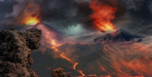 Dünya'daki Jeolojik Olaylar Rastgele Gerçekleşmiyor