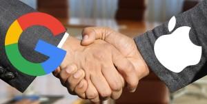 Google'ın En Büyük Müşterisi Apple Olabilir