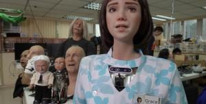 Koronavirüs Hastaları İçin İnsansı Robot Geliştirildi!