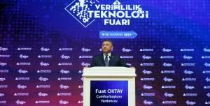 Cumhurbaşkanı Yardımcısı: Uçan Araçlarda Türkiye Liderliğe Oynayacak