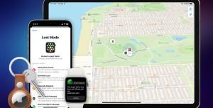 Apple'ın 'Bul' Uygulaması Çevrim Dışı Çalışabilecek